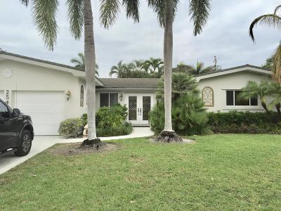 Fort Lauderdale Single Family Home For Sale: 2541 NE 35th Drive