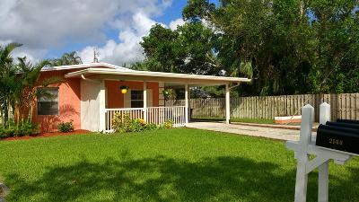 Palm City Multi Family Home For Sale: 2566 SW Feroe Avenue
