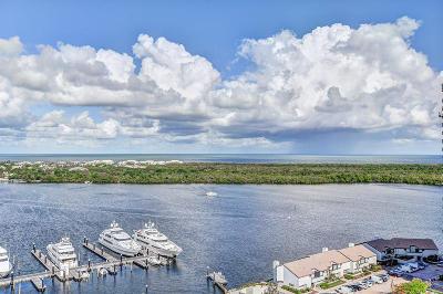 North Palm Beach Condo For Sale: 108 Lakeshore Drive #1941