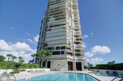 West Palm Beach Rental Leased: 1900 Consulate Place #1205