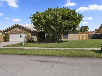 Boca Raton Single Family Home For Sale: 1355 NW 14th Street