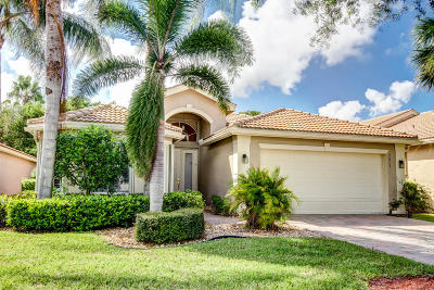 Lake Worth Single Family Home For Sale: 7913 Sea Point Way