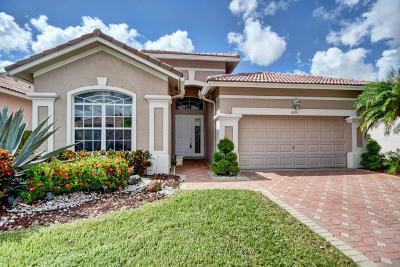 Boynton Beach Single Family Home For Sale: 8825 Creston Lane