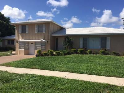 West Palm Beach Single Family Home For Sale: 1401 39th Street