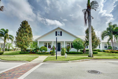Jupiter Single Family Home For Sale: 3449 Elizabeth Street