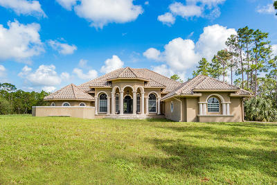 Jupiter Farms Single Family Home For Sale: 11505 153rd Court