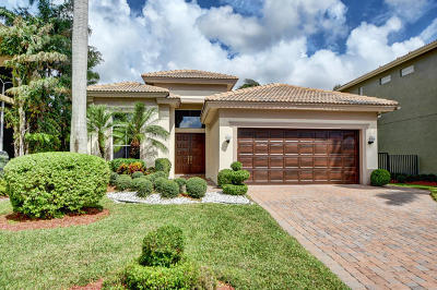 Delray Beach Single Family Home For Sale: 8065 Valhalla Drive