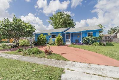 Boca Raton Single Family Home For Sale: 10417 Sleepy Brook Way