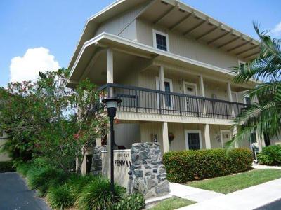 Condo Pending: 9219 SE Riverfront Terrace #F