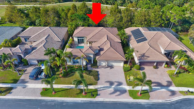 Royal Palm Beach Single Family Home For Sale: 1851 Waldorf Drive
