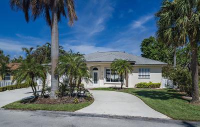 Palm Beach Shores Single Family Home For Sale: 305 Bravado Lane