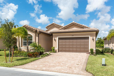 Boynton Beach Single Family Home For Sale: 8295 Boulder Mountain Terrace