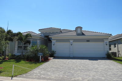 Boynton Beach Single Family Home For Sale: 9037 Golden Mountain Circle