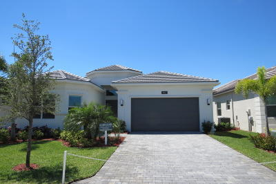 Boynton Beach Single Family Home For Sale: 8953 Golden Mountain Circle