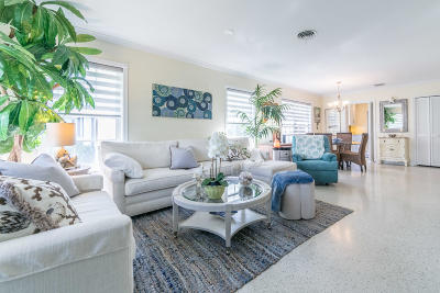 Delray Beach Single Family Home For Sale: 123 Venetian Drive #C