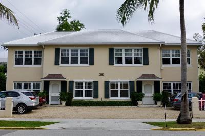 Palm Beach Condo For Sale: 311 Cocoanut Row #201