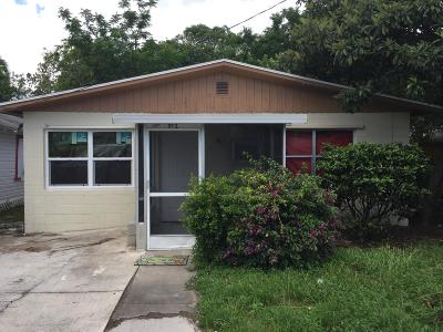 Stuart Single Family Home For Sale: 912 SE Tarpon Avenue