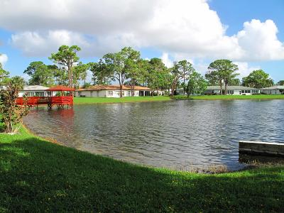 Delray Beach Single Family Home For Sale: 5367 Privet Place #A