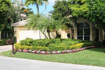 Delray Beach Single Family Home For Sale: 7895 L'aquila Way