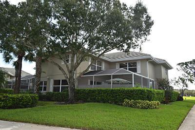 Palm City Single Family Home For Sale: 2426 SW Danbury Lane