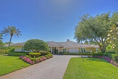 Stuart Single Family Home For Sale: 6226 SE Oakmont Place