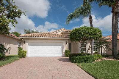 Boynton Beach Single Family Home For Sale: 5329 Grey Birch Lane