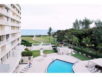 Palm Beach Rental Leased: 2774 S Ocean Boulevard #410