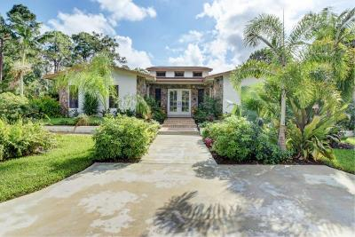 West Palm Beach Single Family Home For Sale: 4058 126th Drive