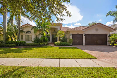 Single Family Home For Sale: 11810 Bayfield Drive