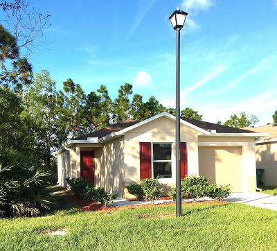 Port Saint Lucie Single Family Home Contingent: 5315 NW Pine Trail Circle