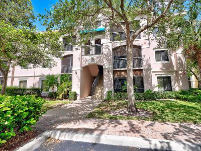 Palm Beach Gardens Condo For Sale: 3021 Alcazar Place #106