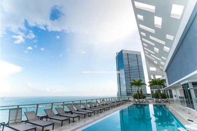 Miami Rental For Rent: 1300 Brickell Bay Drive #1910