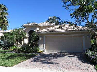 Boynton Beach Single Family Home For Sale: 6758 Fiji Circle