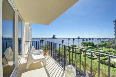 West Palm Beach Condo For Sale: 1701 S Flagler Drive #603