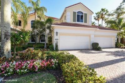 Palm Beach Gardens Condo For Sale: 121 Palm Bay Terrace #B