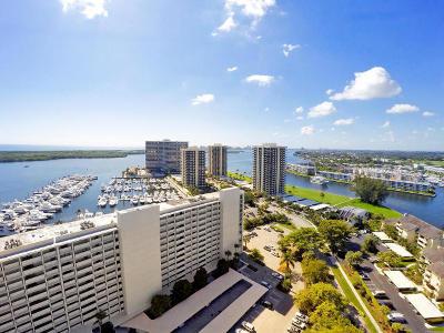 North Palm Beach Condo For Sale: 124 Lakeshore Drive #630