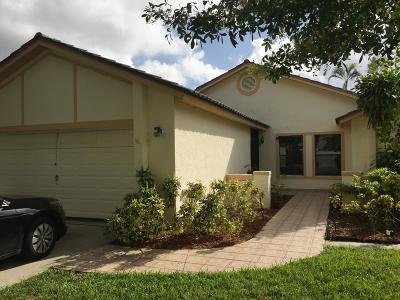 Boca Raton Single Family Home For Sale: 10383 Islander Drive