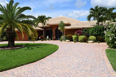 Port Saint Lucie Single Family Home For Sale: 1180 SW Mirror Lake Cove