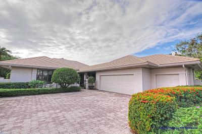 Stuart Single Family Home For Sale: 5894 SE Oakmont Place
