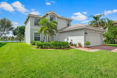 Royal Palm Beach Single Family Home For Sale: 11440 Sage Meadow Terrace