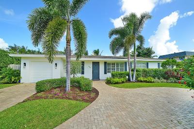 Delray Beach Single Family Home For Sale: 415 NW 18th Street
