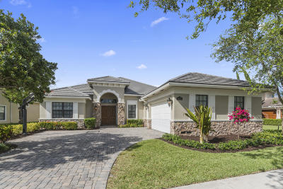 Boynton Beach Single Family Home For Sale: 9085 Equus Circle