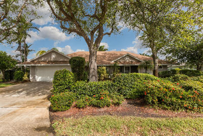 Delray Beach Single Family Home For Sale: 633 East Drive