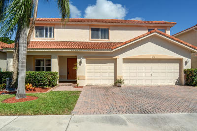 Boynton Beach Single Family Home For Sale: 1452 Artimino Lane
