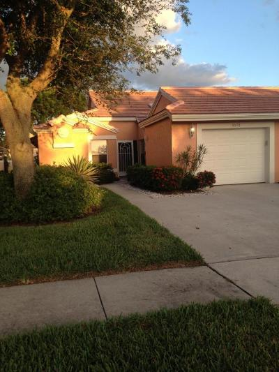 Boynton Beach Single Family Home For Sale: 5578 Royal Lake Circle