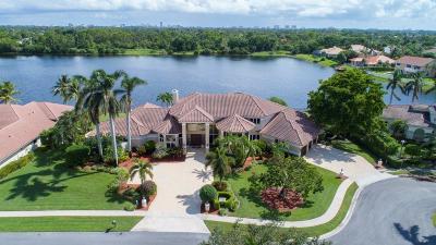Boca Raton Single Family Home For Sale: 1662 SW 19th Avenue