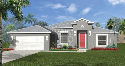 Port Saint Lucie Single Family Home For Sale: 4890 NW Ironton Avenue