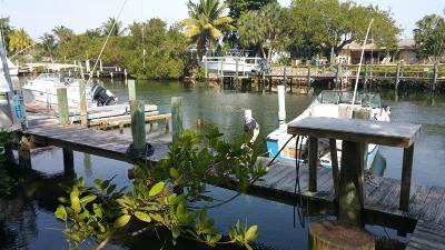 North Palm Beach Condo For Sale: 731 Hummingbird Way #6
