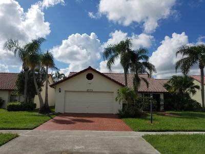Lake Worth Single Family Home For Sale: 8573 Bonita Isle Drive