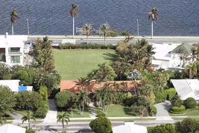 West Palm Beach Single Family Home For Sale: 6614 Pamela Lane